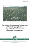 B843: The Ecology, Economics, and Management of Potato Cropping Systems: A Report of the First Four Years of the Maine Potato Ecosystem Project by A. Randall Alford, Francis A. Drummond, Eric R. Gallandt, Eleanor Groden, David A. Lambert, Matt Liebman, Michele C. Marra, Jeffrey C. McBurnie, Gregory A. Porter, and Bacilio Salas