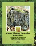 MP761: Considerations and Recommendations for Retaining Woody Biomass on Timber Harvest Sites in Maine by Jeffrey G. Benjamin