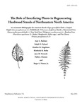 MP753: The Role of Interfering Plants in Regenerating Hardwood Stands of Northeastern North America