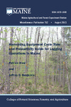 MP762: Harvesting Equipment Cycle Time and Productivity Guide for Logging Operations in Maine by Patrick Hiesl and Jeffrey G. Benjamin
