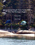 Maine Coastal Islands Visitor Survey 2006--Deer Isle/Stonington Region.