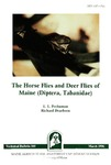 TB160: The Horse Flies and Deer Flies of Maine (Diptera, Tabanidae) by L. L. Pechuman and Richard Dearborn