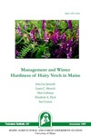 TB167: Management and Winter Hardiness of Hairy Vetch in Maine by Jean-Luc Jannink, Laura C. Merrick, Matt Liebman, and Elizabeth A. Dyck