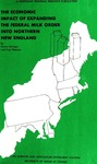 TB79: The Economic Impact of Expanding the Federal Milk Order into Northern New England