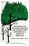 The Potential of Softwood Thinnings and Standing Dead Softwoods as a Source of Wood Pulp