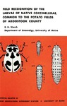 Field Recognition of the Larvae of Native Coccinellidae Common to the Potato Fields of Aroostook County