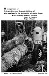 TB10: A Comparison of Arch-yarding and Ground-skidding of Pine Sawlogs in the University of Maine Forest