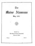 Maine Alumnus, Volume 2, Number 5, May 1921
