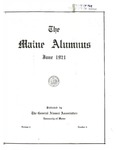 Maine Alumnus, Volume 2, Number 6, June 1921