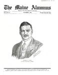 Maine Alumnus, Volume 6, Number 1, October 1924