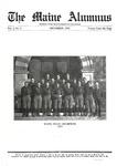 Maine Alumnus, Volume 6, Number 3, December 1924