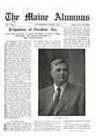 Maine Alumnus, Volume 3, Number 1, September-October 1921