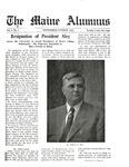 Maine Alumnus, Volume 3, Number 1, September-October 1921