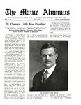 Maine Alumnus, Volume 3, Number 5, May 1922
