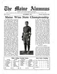 Maine Alumnus, Volume 4, Number 2, November 1922