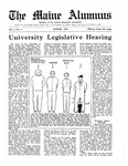 Maine Alumnus, Volume 4, Number 5, March 1923 by General Alumni Association, University of Maine