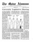 Maine Alumnus, Volume 4, Number 5, March 1923