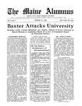 Maine Alumnus, Volume 4, Number 7, March 31, 1923