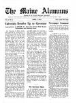 Maine Alumnus, Volume 4, Number 8, April 7, 1923