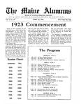 Maine Alumnus, Volume 4, Number 10, 1923