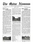 Maine Alumnus, Volume 4, Number 13, May 12, 1923