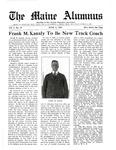 Maine Alumnus, Volume 4, Number 16, June 2, 1923
