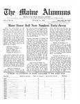 Maine Alumnus, Volume 4, Number 24, August 18, 1923