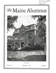 Maine Alumnus, Volume 11, Number 3, December 1929