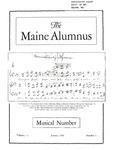 Maine Alumnus, Volume 11, Number 4, December 1929