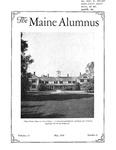 Maine Alumnus, Volume 11, Number 8, May 1930