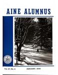 Maine Alumnus, Volume 27, Number 4, January 1946