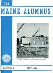 Maine Alumnus, Volume 27, Number 8, May 1946 by General Alumni Association, University of Maine