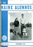 Maine Alumnus, Volume 28, Number 3, December 1946 by General Alumni Association, University of Maine