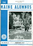 Maine Alumnus, Volume 28, Number 5, February 1947 by General Alumni Association, University of Maine