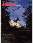 Maine Alumnus, Volume 67, Number 2, Spring 1986 by General Alumni Association, University of Maine