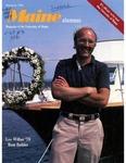 Maine Alumnus, Volume 67, Number 3, Summer 1986 by General Alumni Association, University of Maine