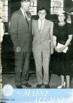 Maine Alumnus, Volume 36, Number 1, October 1954
