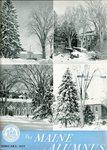 Maine Alumnus, Volume 36, Number 5, February 1955 by General Alumni Association, University of Maine