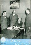 Maine Alumnus, Volume 36, Number 7, April 1955
