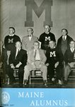 Maine Alumnus, Volume 39, Number 3, December 1957 by General Alumni Association, University of Maine