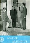 Maine Alumnus, Volume 39, Number 6, March 1958 by General Alumni Association, University of Maine