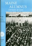 Maine Alumnus, Volume 40, Number 3, December 1958 by General Alumni Association, University of Maine