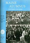 Maine Alumnus, Volume 40, Number 4, January 1959 by General Alumni Association, University of Maine