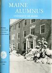 Maine Alumnus, Volume 41, Number 4, January 1960