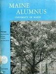 Maine Alumnus, Volume 42, Number 1, October 1960