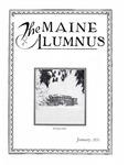 Maine Alumnus, Volume 12, Number 4, January 1931