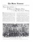 Maine Alumnus, Volume 12, Number 5, February 1931