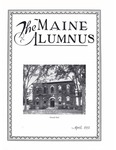 Maine Alumnus, Volume 12, Number 7, April 1931