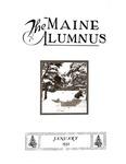 Maine Alumnus, Volume 13, Number 4, January 1932