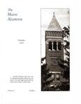 Maine Alumnus, Volume 14, Number 1, October 1932